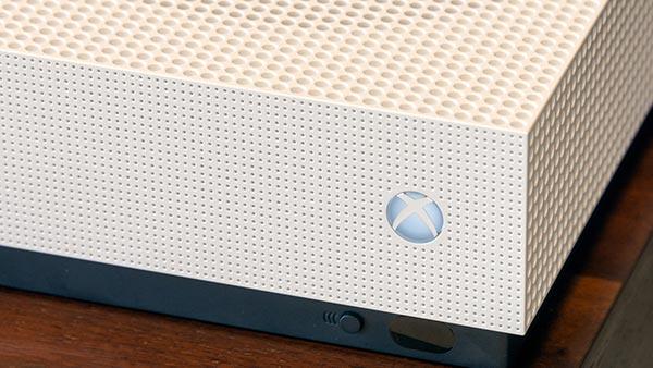 Xbox One S All Digital Edition design reportedly revealed by leak