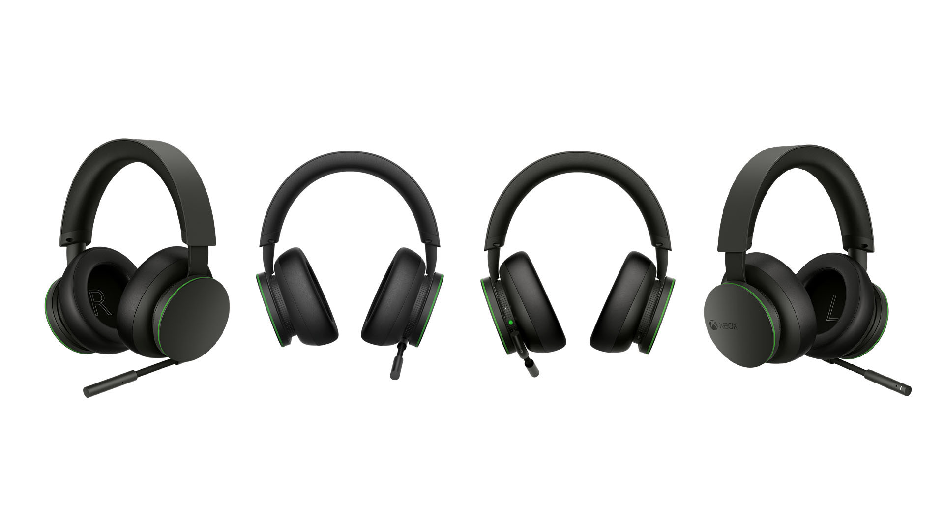 Xbox Wirless Headset Renders
