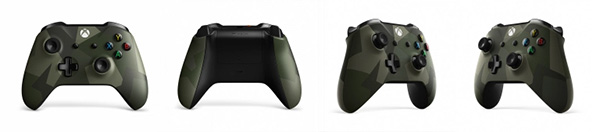 Xbox Wireless Controller Armed Forces II Special Edition