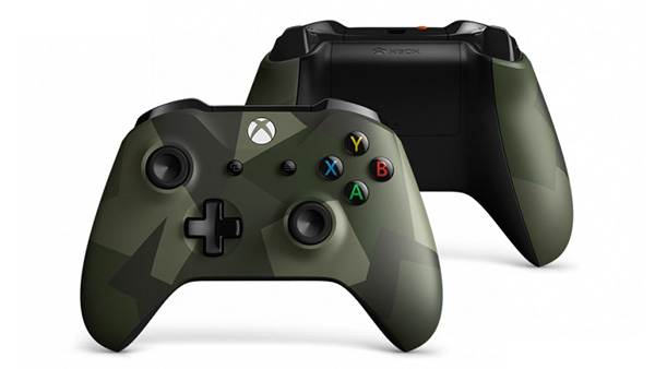 The Xbox Wireless Controller Armed Forces II Special Edition - Get Tactical