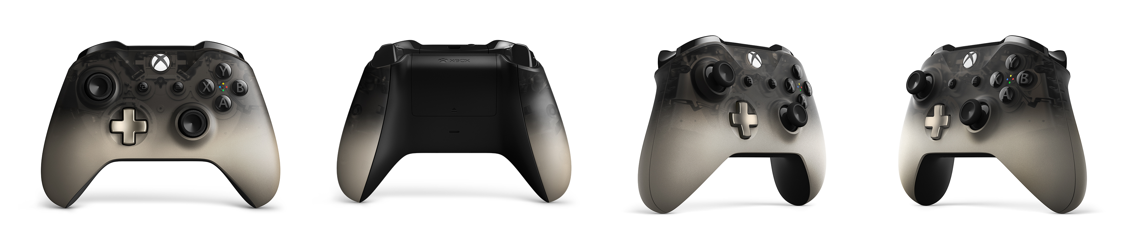 Phantom Black Special Edition Xbox Wireless Controller