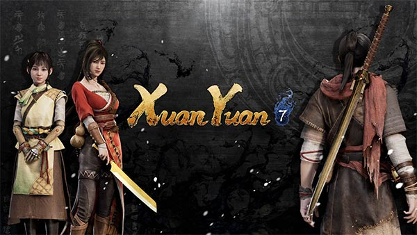 Action RPG 'Xuan Yuan Sword 7' coming to Xbox and PlayStation on September 30th
