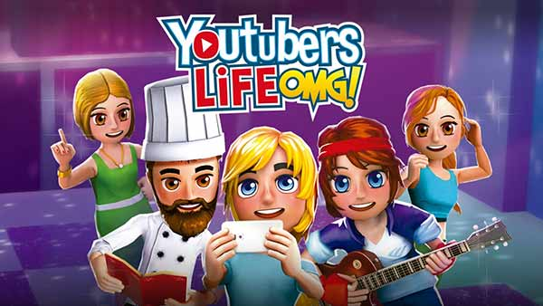 Youtubers Life OMG Edition Is Available Now on Xbox One, PS4 & Nintendo Switch