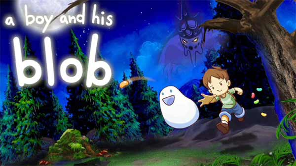 A Boy and His Blob - Xbox One, PS4, PC, VITA