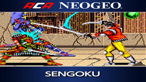 ACA NEOGEO SENGOKU Is Now Available On Xbox One