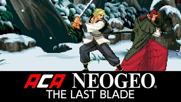 ACA NEOGEO THE LAST BLADE Is Out Now For Xbox One