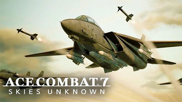 ACE COMBAT 7: SKIES UNKNOWN Pre-order Bonuses and Digital Deluxe Edition Revealed