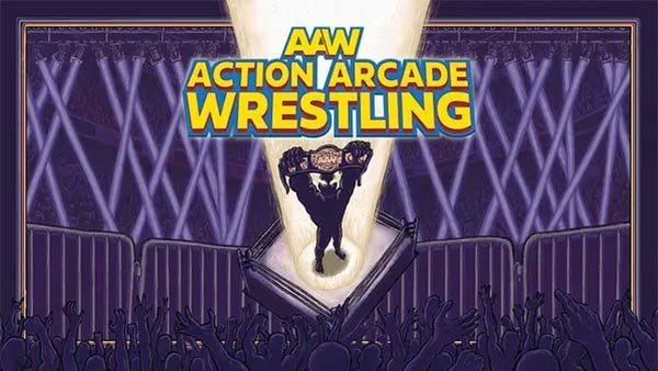 Action Arcade Wrestling Out Now On XBOX; Get 20% off for a limited time!