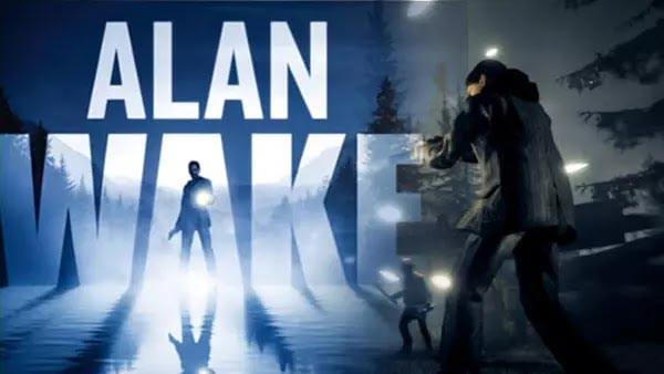 Alan Wake 4K Remaster is out now on XBOX, PlayStation, and Windows PC!
