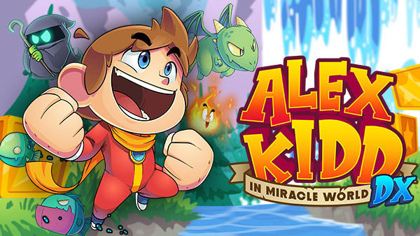 Alex Kidd in Miracle World DX remake launches in June; Save 10% for a limited time!