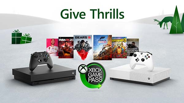 Check out these amazing last-minute Holday Deals from XBOX