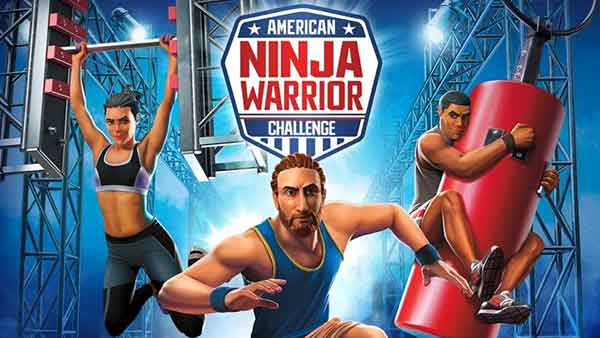 American Ninja Warrior Challenge Is Now Available For Xbox One