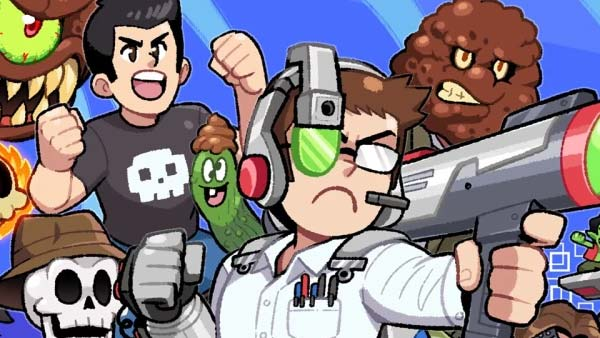 Angry Video Game Nerd I & II Deluxe Now Available For XB1 And Xbox Series Consoles
