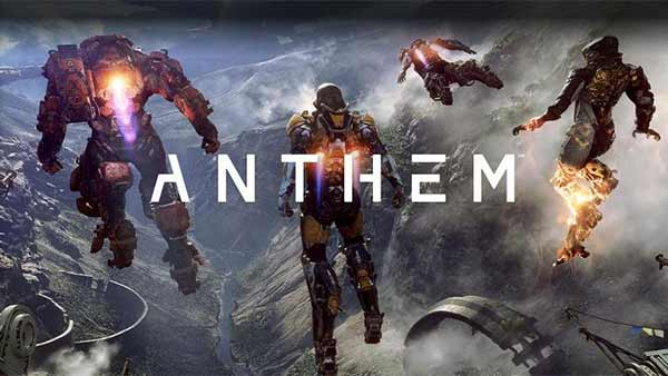 ANTHEM Demo Now Available To Pre-Download; Be The First To Play ANTHEM!