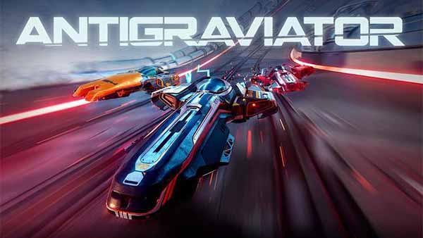 Antigraviator Now Available For Digital Pre-order And Pre-download On Xbox One