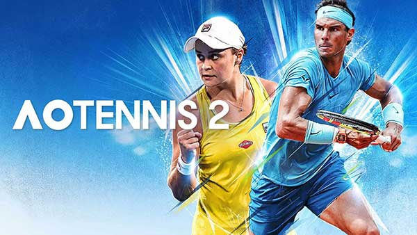 Big Ant Studios Australia announces AO Tennis 2 for Xbox One, PS4, Nintendo Switch and PC