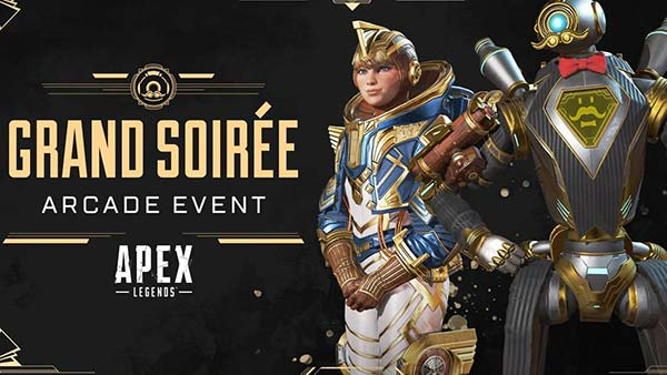 Apex Legends Grand Soiree Arcade Event