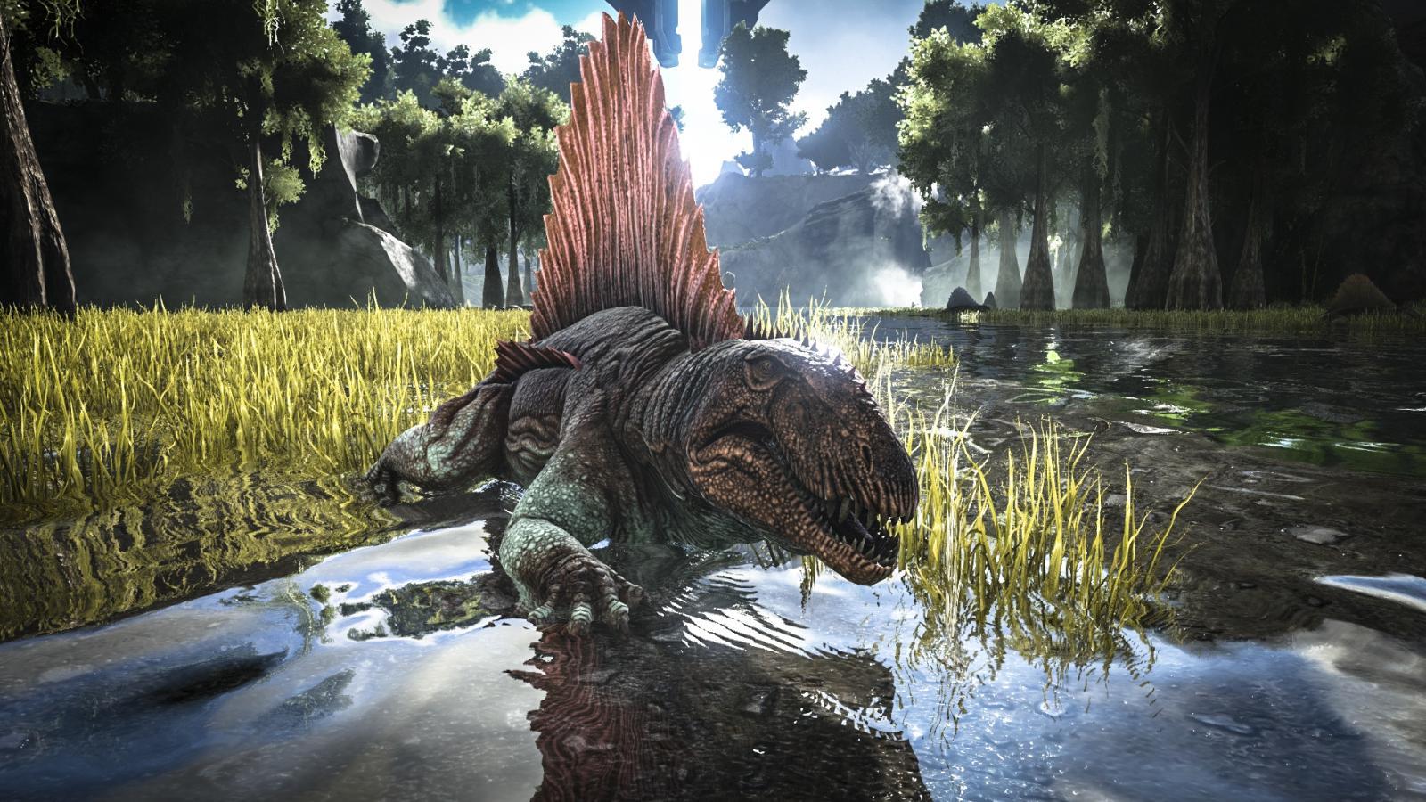 Ark Suvival Evolved - Dimetrodon