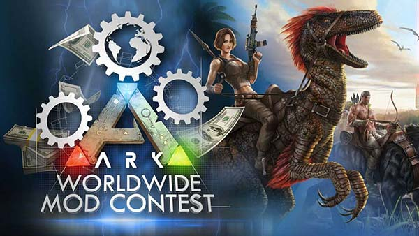 Ark Survival Evolved Worldwide Mod Contest