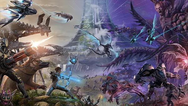 ARK: Survival Evolved concludes its six-year storyline with ARK: Genesis Part 2