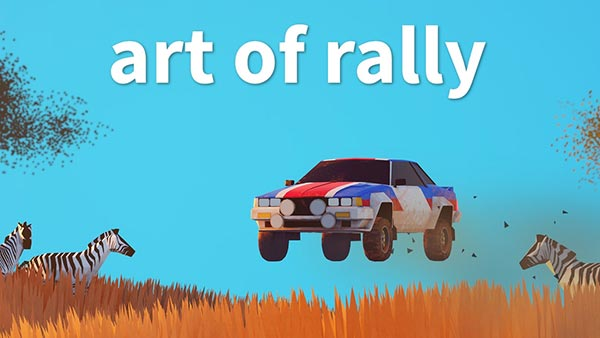 Art Of Rally is available now Xbox Game Pass, Xbox One,Series X|S and Windows 10