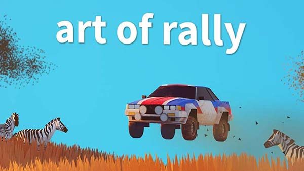 Art Of Rally drifts onto XBOX on August 12; Digital pre-order and pre-download is available now!