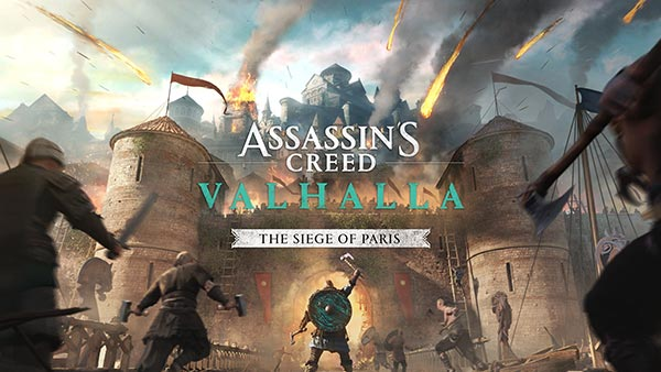 Assassin's Creed Valhalla 'The Siege of Paris' expansion out in August