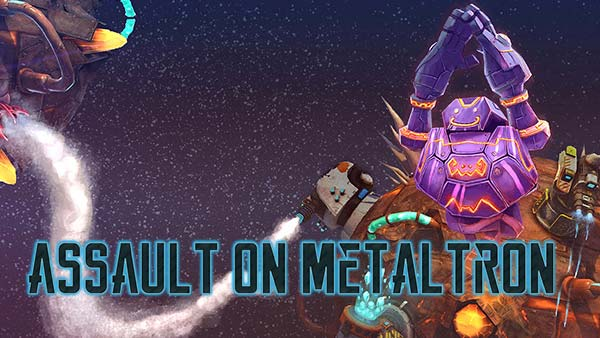 Assault On Metaltron now available for Xbox One