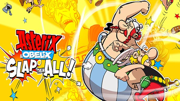 Asterix & Obelix: Slap Them All! launches November 25th on consoles and PC!