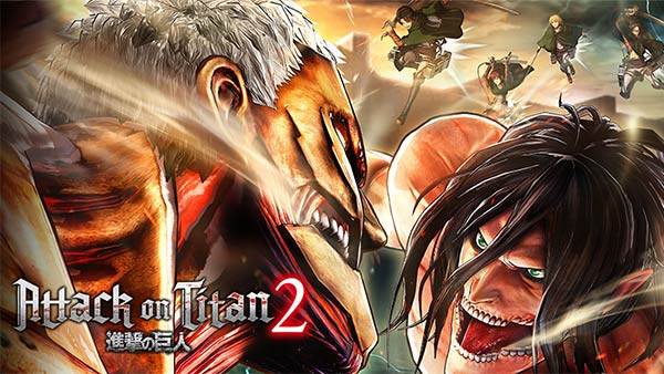 Attack On Titan 2 Xbox One Digital Pre-order And Pre-download Available Now