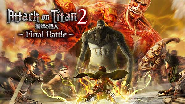 Attack on Titan 2 'Final Battle' Expansion Gameplay Systems and Playable Characters Revealed