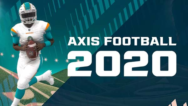 Axis Football 2020 launches for Xbox One