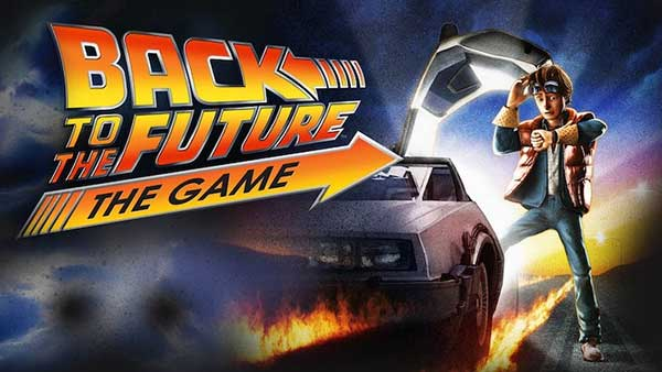 Back to the Future: The Game Now Available for Digital Pre-order and