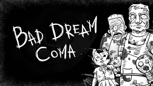 Bad Dream Coma Xbox