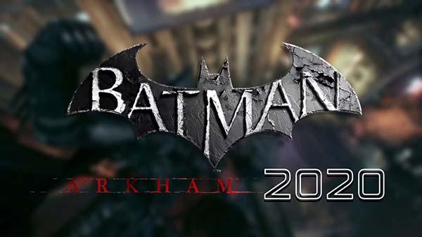 Batman Arkham 5 (2020)
