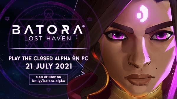 Batora: Lost Havan's Closed Alpha Begins July 21 On PC - Register now!