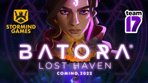 Stormind Games joins forces with Team17 to release 'Batora: Lost Haven' on PC and Consoles in 2022