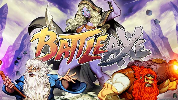 Battle Axe is now available to pre-order digitally on Xbox One and Xbox Series X|S