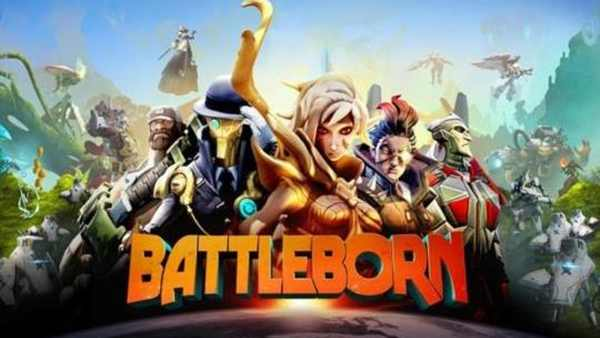 Battleborn Is Now Available For Digital Pre-order And Pre-download On Xbox One