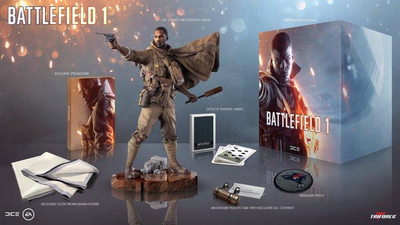 Battlefield 1 Preorder Details