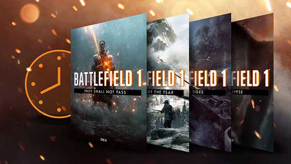 'They Shall Not Pass DLC' Out Now For Battlefield 1 Premium Members