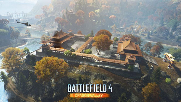 Battlefield 4 Dragon Valley 2015 Remake