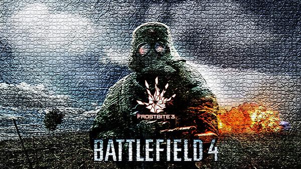 battlefield game engine