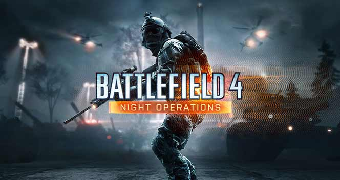 Battlefield 4 Night Ops