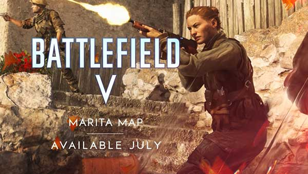 Battlefield 5 Marita DLC Expansion