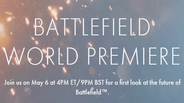 Battlefield 5 World Premiere