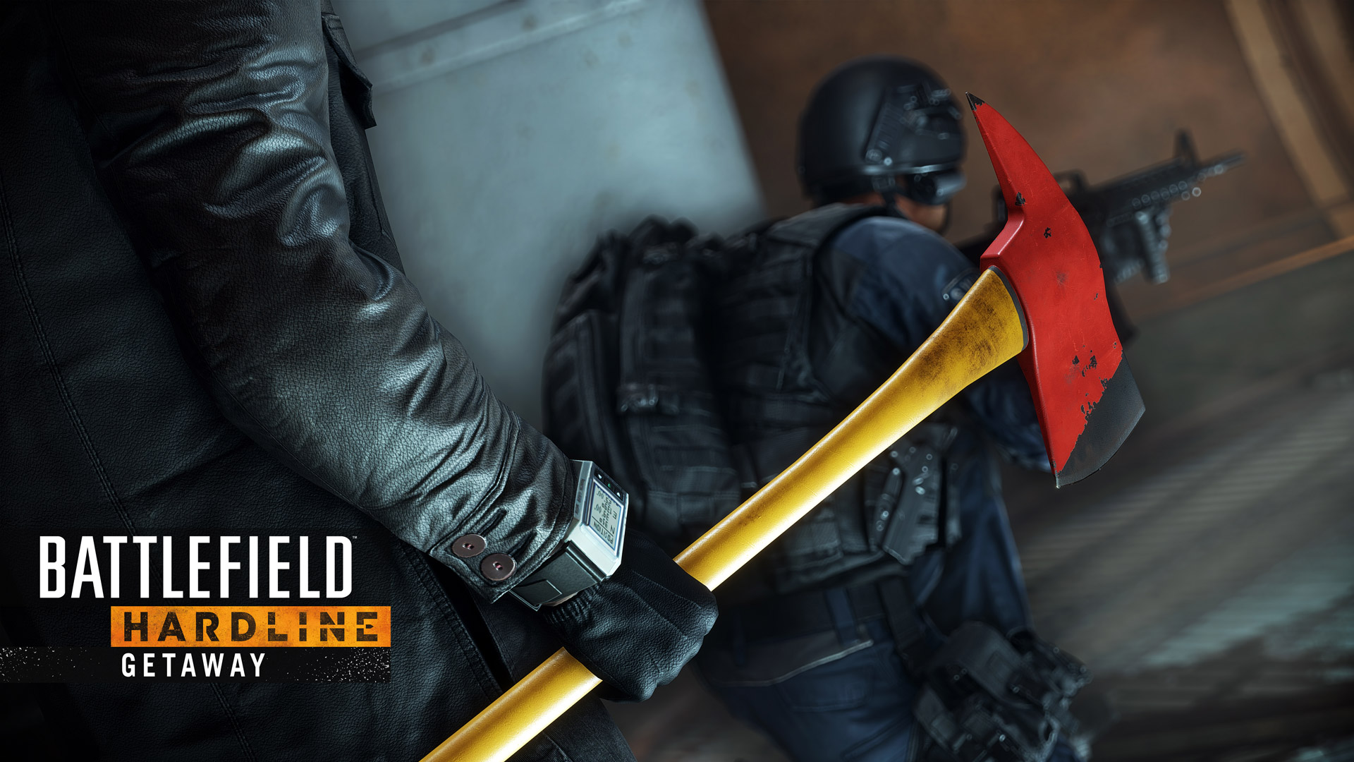 Battlefield Hardline Getaway DLC Screenshot