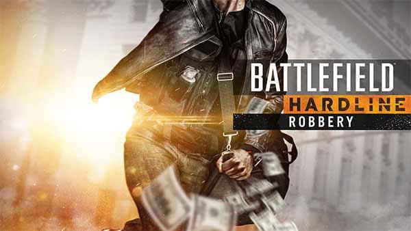 Battlefield Hardline: Robbery DLC