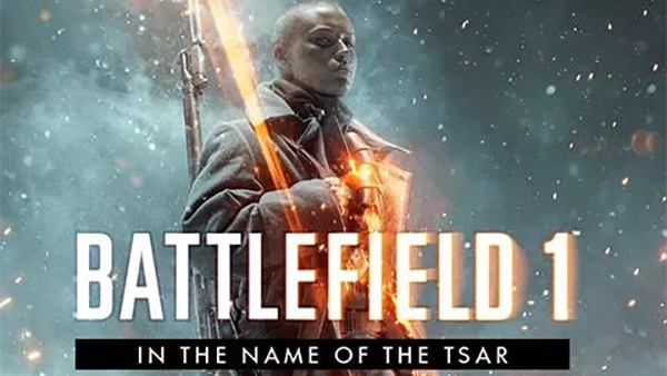Battlefield 1 In The Name Of The Tsar DLC Expansion