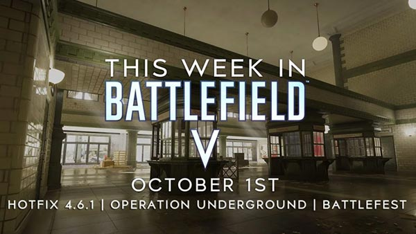 Battlefield 5 Operation Underground